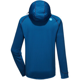 PYUA Exceed-Y S Hooded Zipper Men poseidon blue